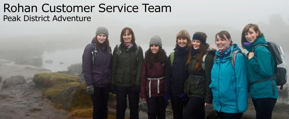 Customer Service in Peak District