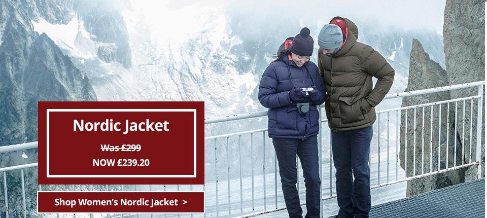 Shop Women's Nordic Jacket
