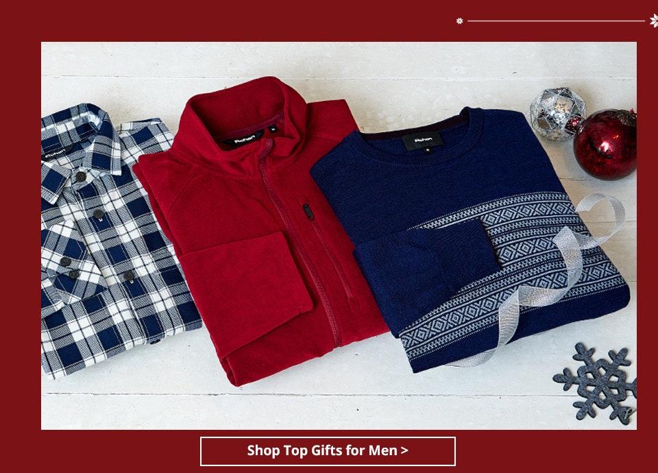 Shop Men's Top Gifts