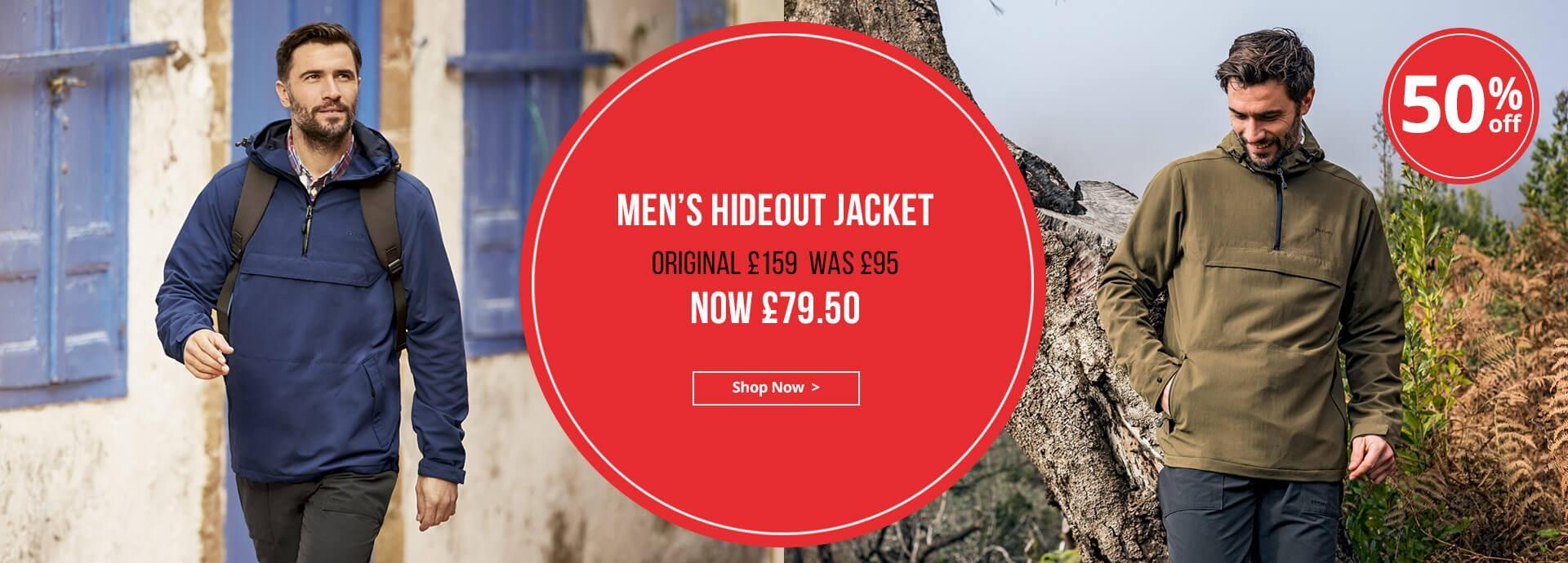 Men's Hideout Jacket