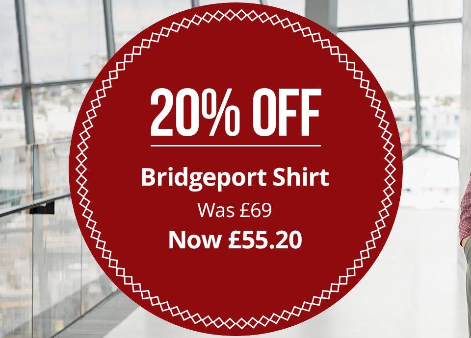 Shop Men's Bridgeport Shirt