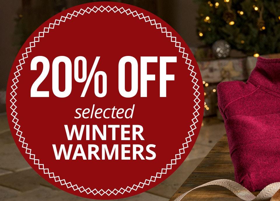 Shop Winter Warmers