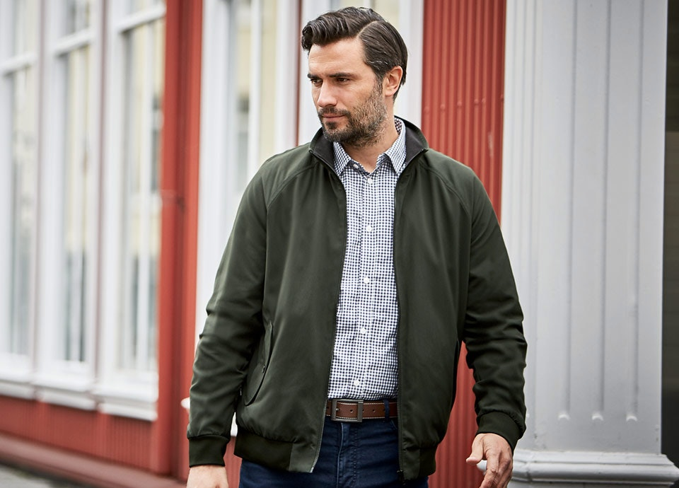Shop Men's Fusion Jacket