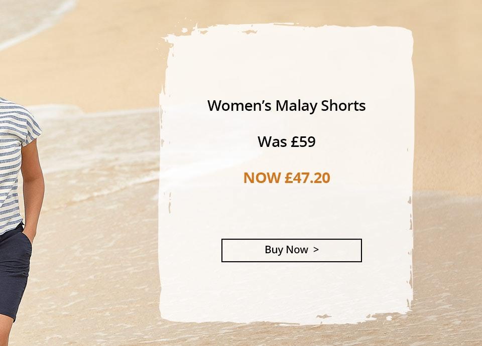 Shop Women's Malay Shorts