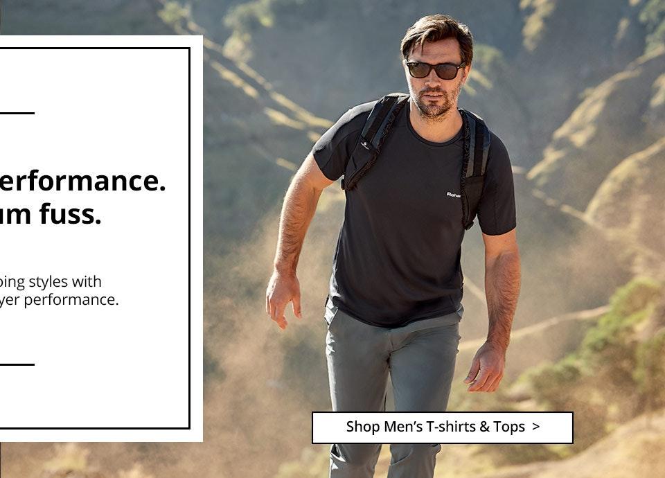 Shop Men's T-shirts & Tops