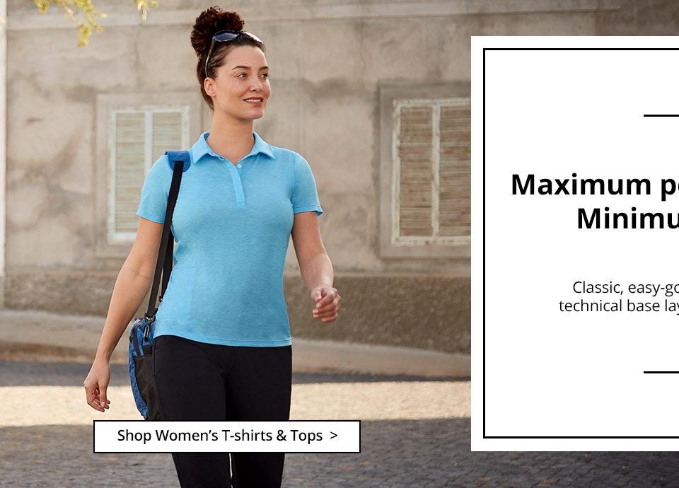 Shop Women's T-shirts & Tops
