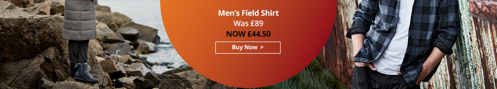 Shop Men's Field Shirt