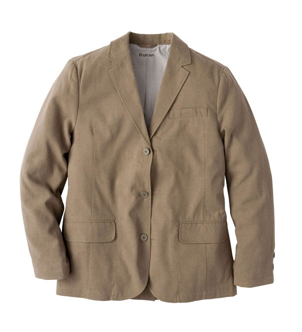 Linen Plus™ Jacket - Technical linen jacket