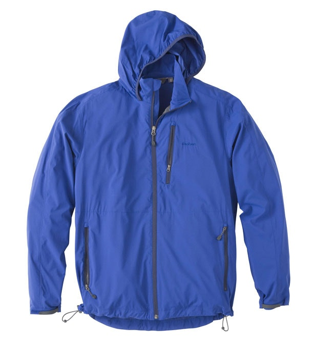Windshadow Jacket - Lightweight highly wind resistant shell