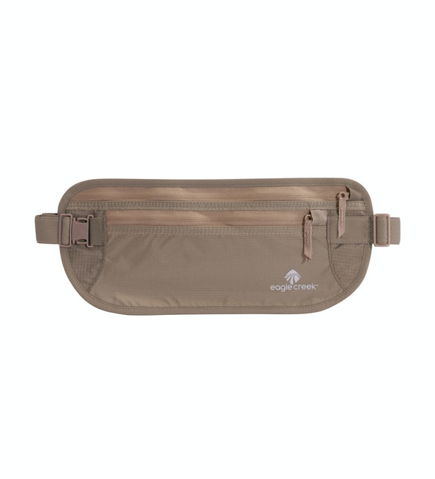 Undercover Money Belt DLX - Eagle Creek - waist-worn under-clothing belt.