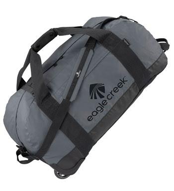 Eagle Creek - rugged 105 litre rolling kit bag.