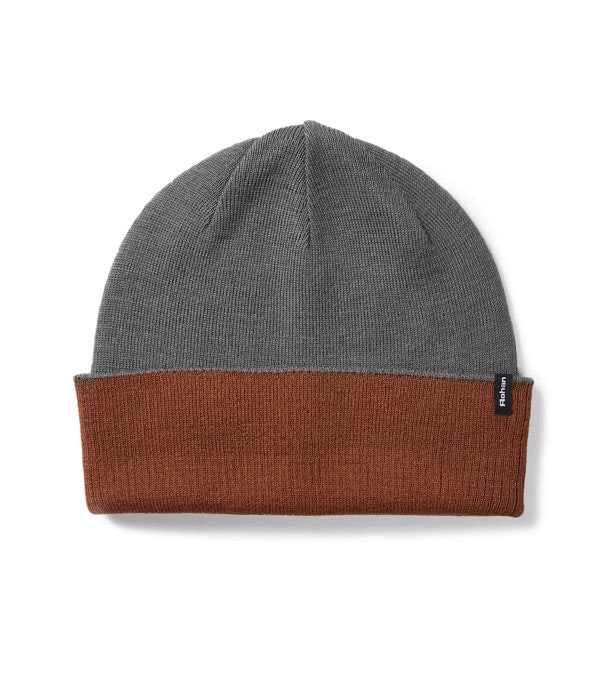 Faroe Hat - Unisex merino-blend hat for active outdoor use.