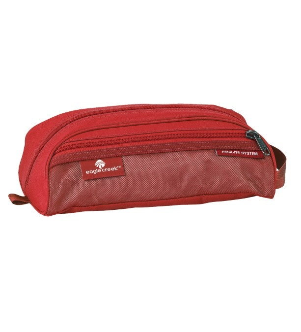 Pack-It™ Quick Trip - Eagle Creek - duffel-style 3 litre toiletry bag.