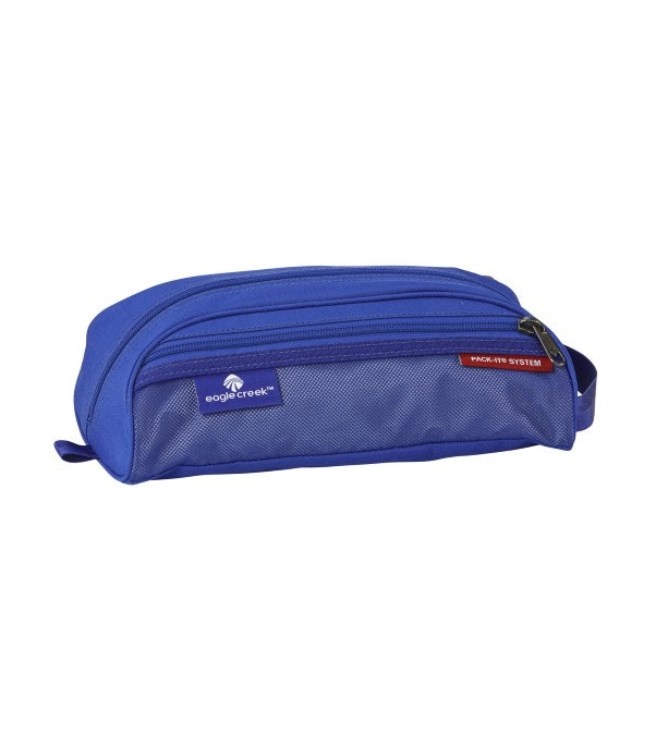Pack-It™ Quick Trip - Eagle Creek - duffel-style 3 litre toiletry bag.