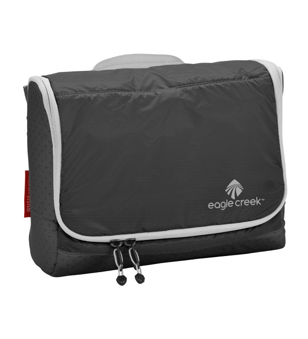 Eagle Creek - ultra-lightweight 5.5 litre toiletry kit.