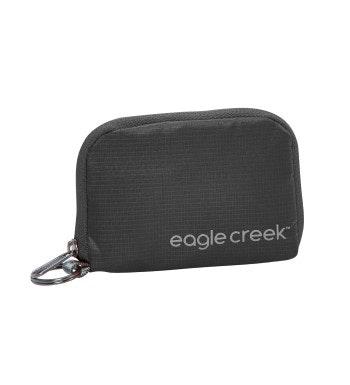 Eagle Creek™ - pocket-sized zipped pouch.