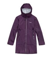 Versatile wet-weather jacket.