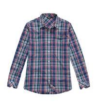 Versatile long sleeve summer shirt.