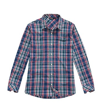Versatile long sleeve summer shirt.