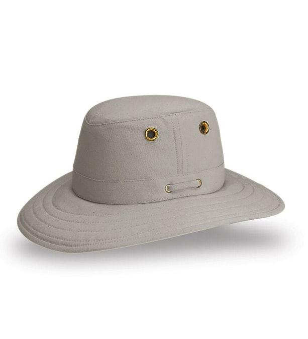 Tilley Medium Curved Brim Hat - Hard-working, good-looking, UV-protective hat.