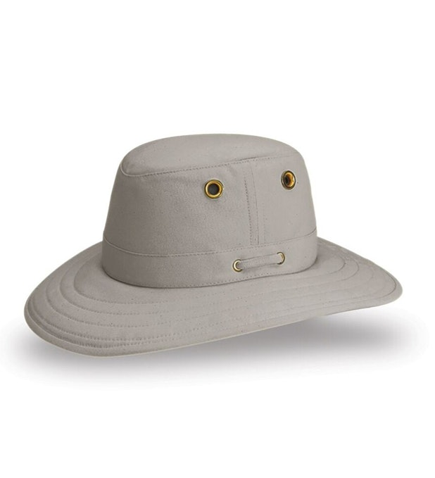 Tilley Medium Curved Brim Hat - Hard-working, good-looking, UV-protective hat.