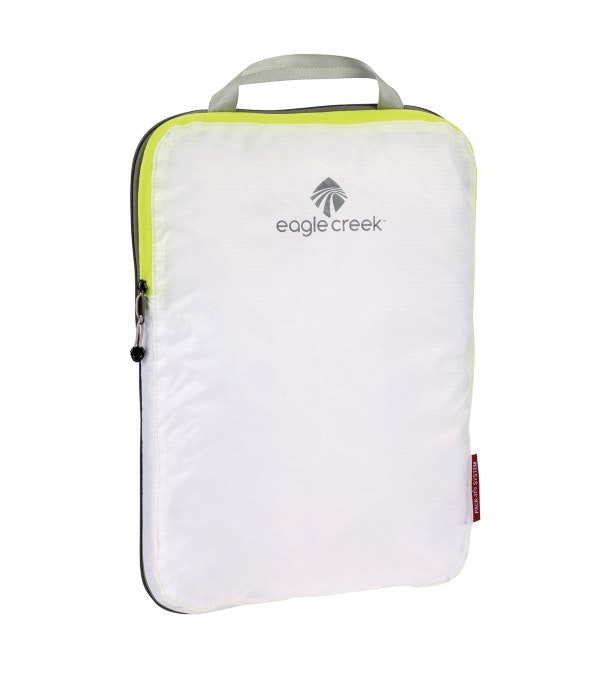 Pack-It Specter™ Compression Cube - Eagle Creek - ultra lightweight 7.5 litre expands to 13.5 litre compression cube.