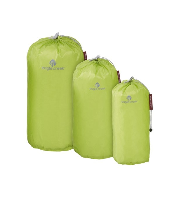 Pack-It Specter™ Stuffer Set S/M/L - Eagle Creek - stuffer Set with a small, medium, and large size sac.
