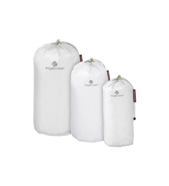 Eagle Creek™ - stuffer Set with a small, medium, and large size sac.