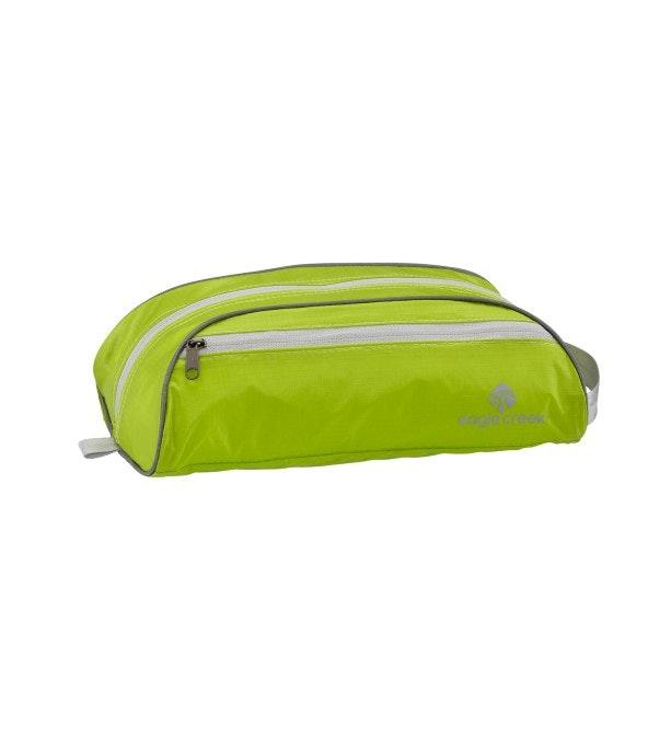 Pack-It Specter™ Quick Trip - Eagle Creek - ultra lightweight 3 litre duffel-style toiletry bag.