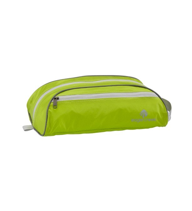 Eagle Creek - ultra lightweight 3 litre duffel-style toiletry bag.