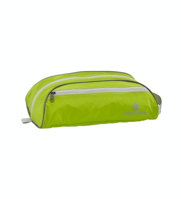 Pack-It Specter™ Quick Trip - Eagle Creek - ultra lightweight 3 litre duffel-style toiletry bag.