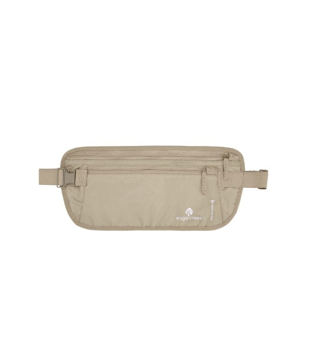 RFID Blocker Money Belt DLX - Eagle Creek - lightweight under-clothing money belt.