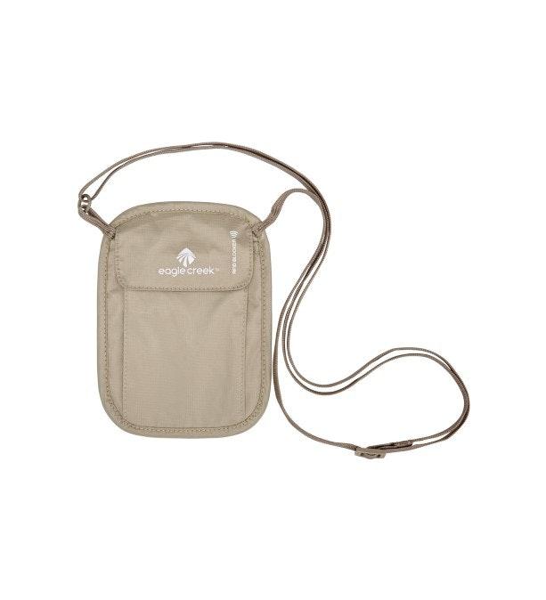 RFID Blocker Neck Wallet - Eagle Creek - lightweight neck wallet.