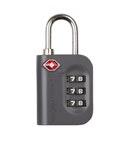 View Travel Safe TSA Lock® - Graphite