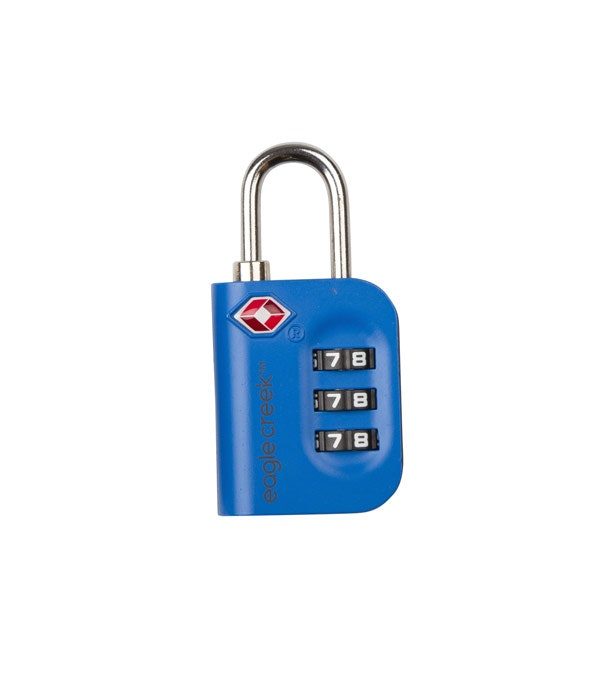 Travel Safe TSA Lock® - Eagle Creek - secure lock.