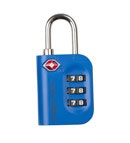 View Travel Safe TSA Lock® - Brilliant Blue