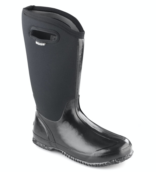Bogs Classic High Shiny - Ultra durable, waterproof, stretch wellies.