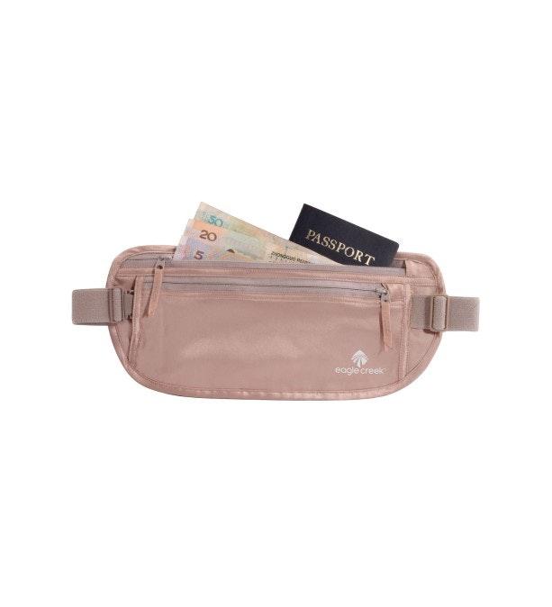 Silk Undercover™ Money Belt - Eagle Creek - waist-worn silk under-clothing belt.