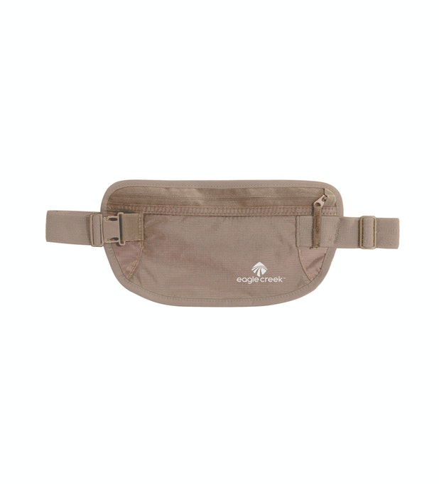 Undercover™ Money Belt - Eagle Creek - waist-worn under-clothing belt.