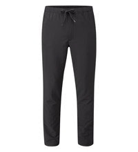 Lightweight, stretch, pull-on walking trousers.