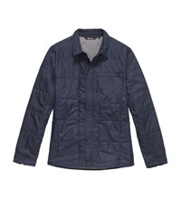 Technical, insulated work-shirt.