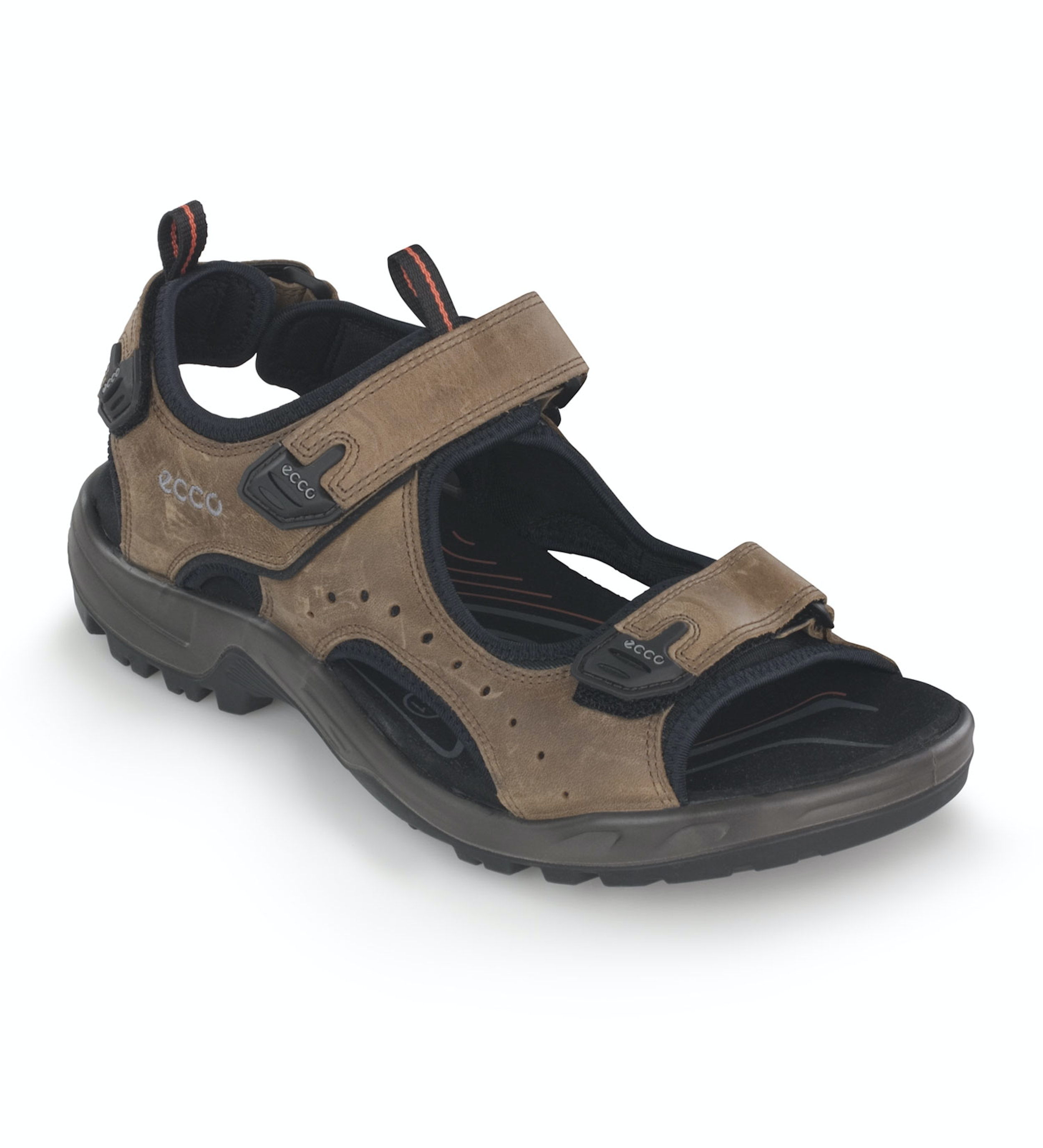 sophisticated technologies lowest price newest style of Men's ECCO Offroad Andes II - Rugged sandals for varied terrain.