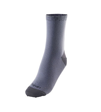 Insect repellent warm-weather sock.