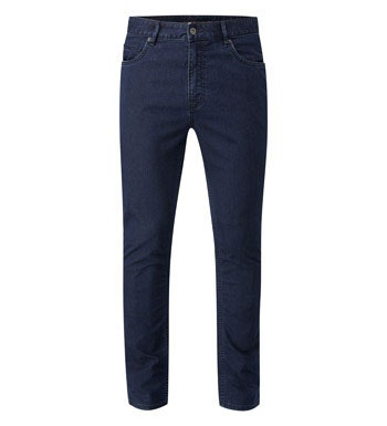 The slim leg version of our technical Jeans.