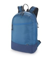 Ultralight 18L packable rucksack.