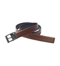 Two belts in one.