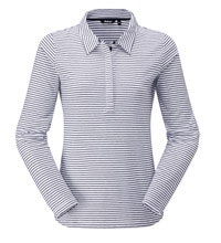 """<a href=""""/womens-Voucher-Book-Offers """" class=""""hide-us"""" style=""""color:#d3771c;font-weight:bold"""">New Season Offers avaliable - click here*</a><span class=""""hide-uk"""">Cotton-feel, technical long sleeve polo.</span>"""