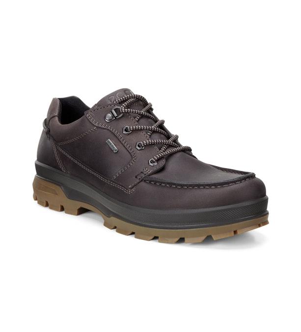 ECCO Rugged Track Joiner GTX - Low-cut, rugged, waterproof walking boot.