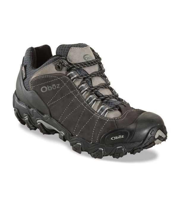 13b585cd86dc Men s Oboz Bridger Low B Dry - Rugged