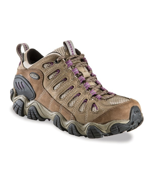 Oboz Sawtooth Low B Dry - Waterproof, lightweight, technical trekking shoe.